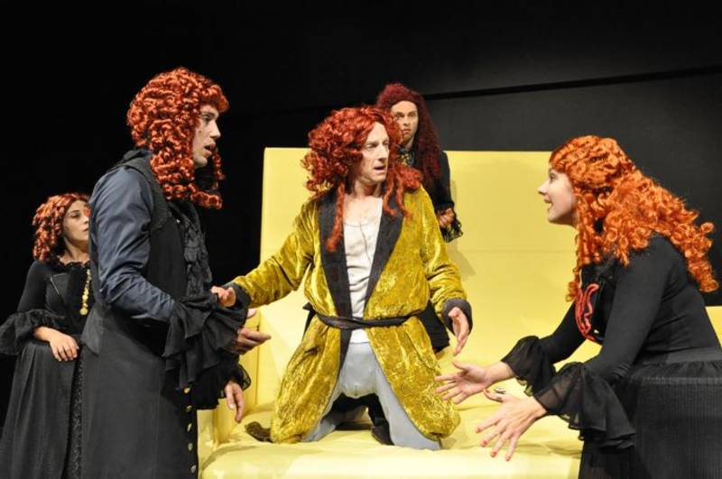 """Grenzlandtheater zeigt """"Der Geizige"""" im Haus der Stadt"""