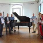 """""""Piano trifft Glasmalerei"""" – eine neue, exklusive Konzertreihe"""