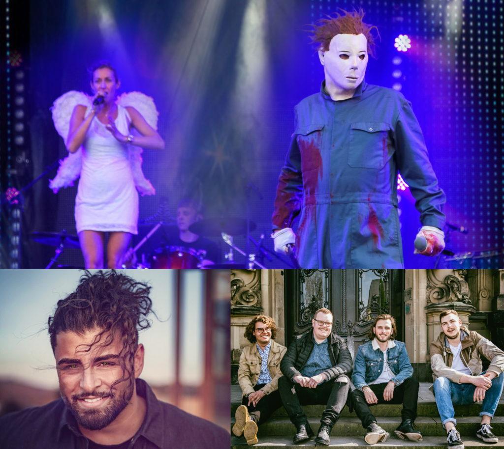 Stadtfest 2019 Konzerte