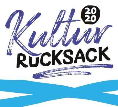 Logo Kulturrucksack 2020