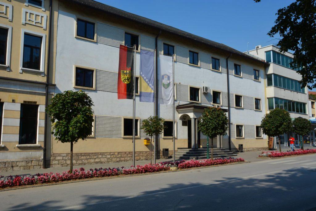 Rathaus von Grada