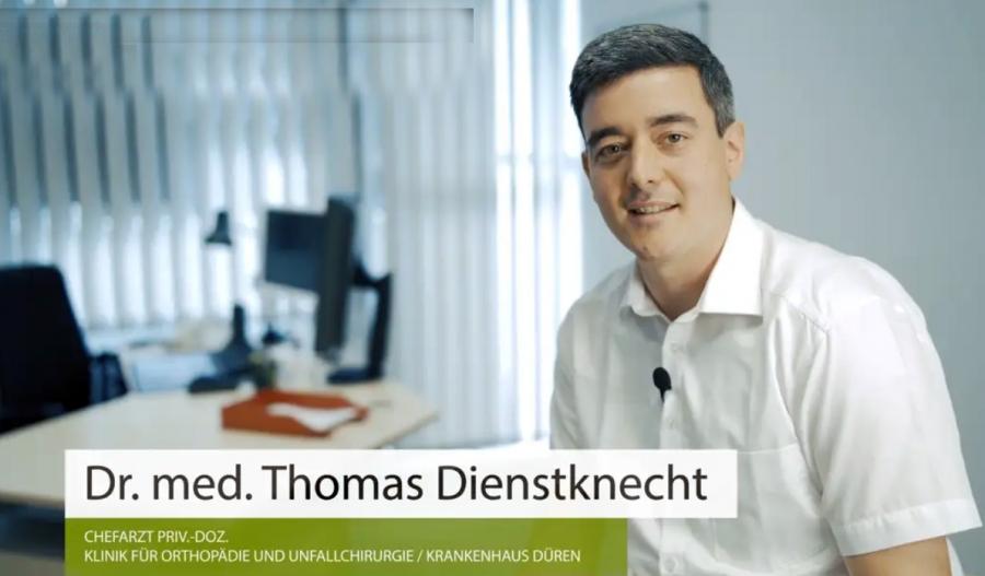 Das Focus-Magazin hat Priv.-Doz. Dr. Thomas Dienstknecht eine Empfehlung als orthopädischer Chirurg ausgesprochen.