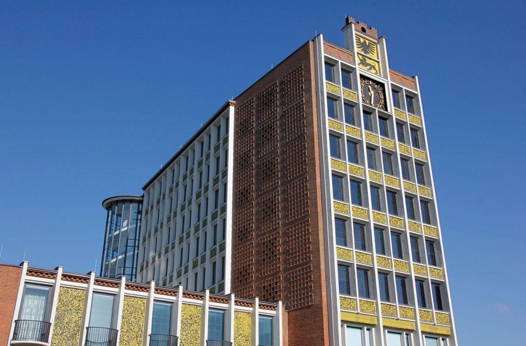 Rathaus-Front oben