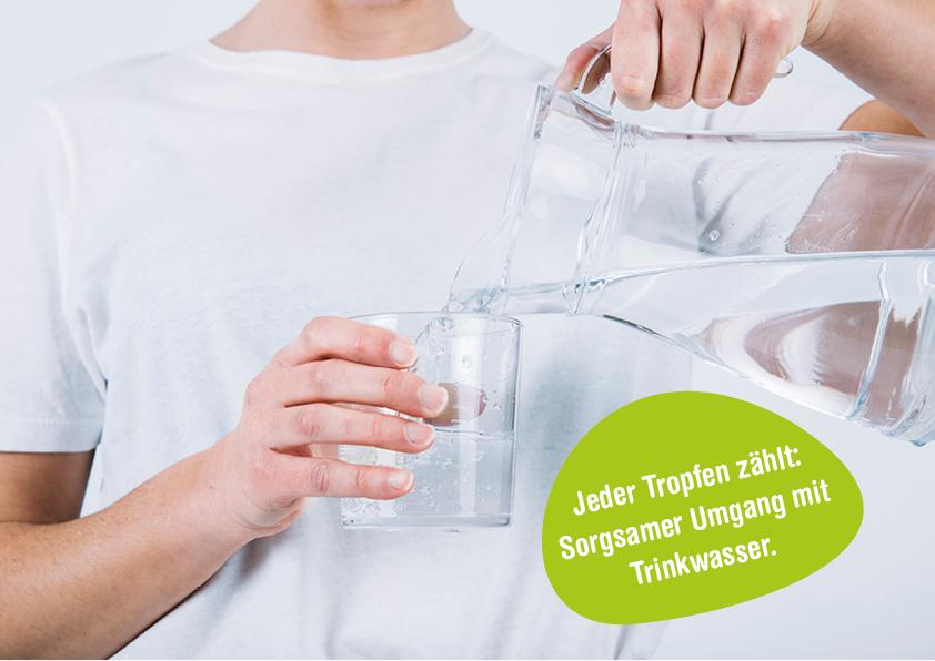 Trinkwasser-Aufruf