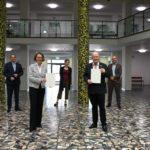 Zuwendungsbescheide überreicht: Stadt erhält rund 1,9 Millionen Euro aus Mitteln des Städtebauförderungsprogramms NRW