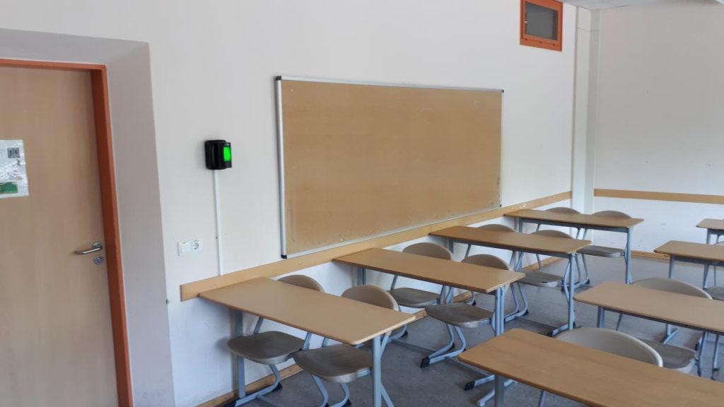 CO2-Ampel im Klassenzimmer