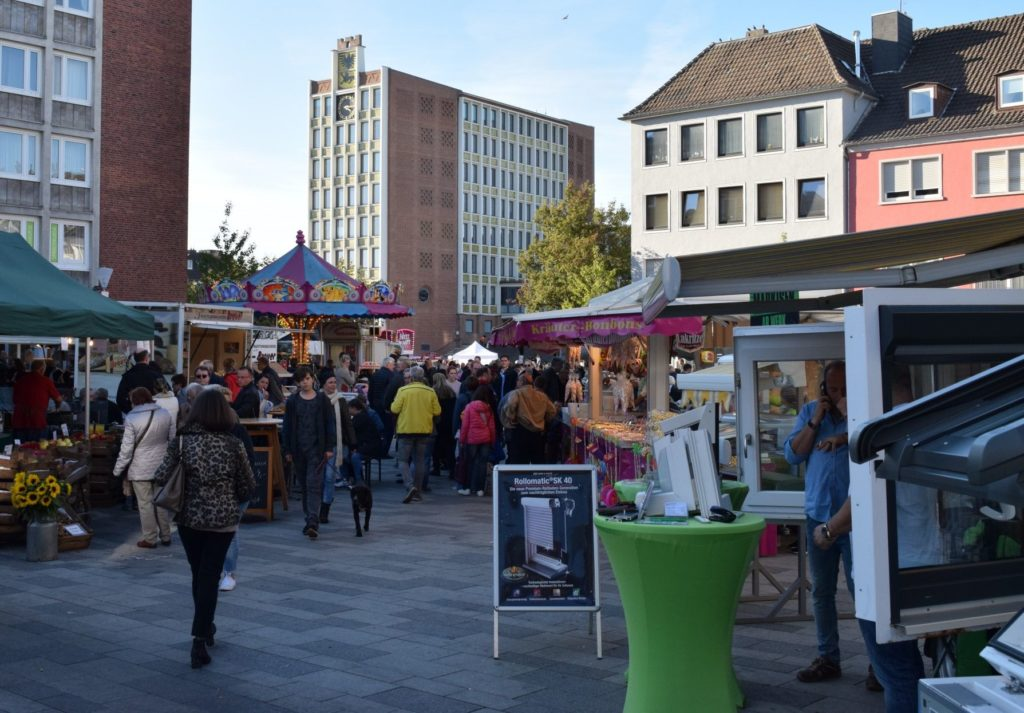 Herbstmarkt Düren