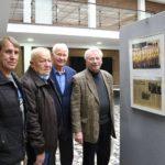"""Boxlegende Heinz """"Hein"""" Mück besucht die Heinz-Jäger-Ausstellung im Dürener Rathaus"""