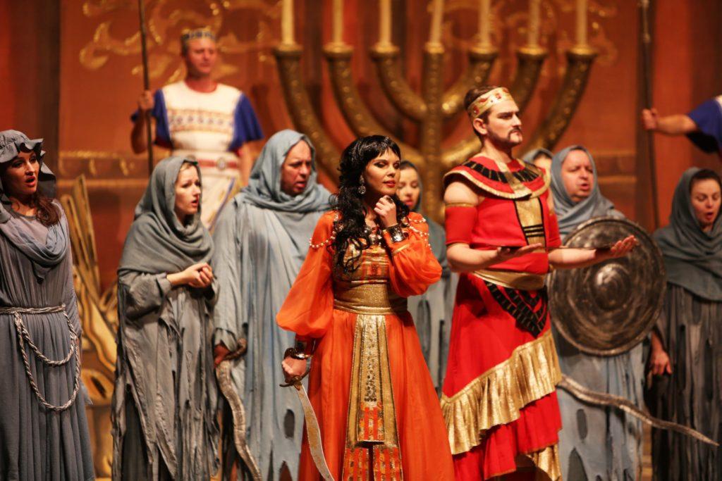 Nabucco am 15. Oktober in Düren