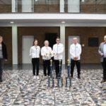 Nach erfolgreichstem Jahr der Vereinsgeschichte zu Gast im Dürener Rathaus