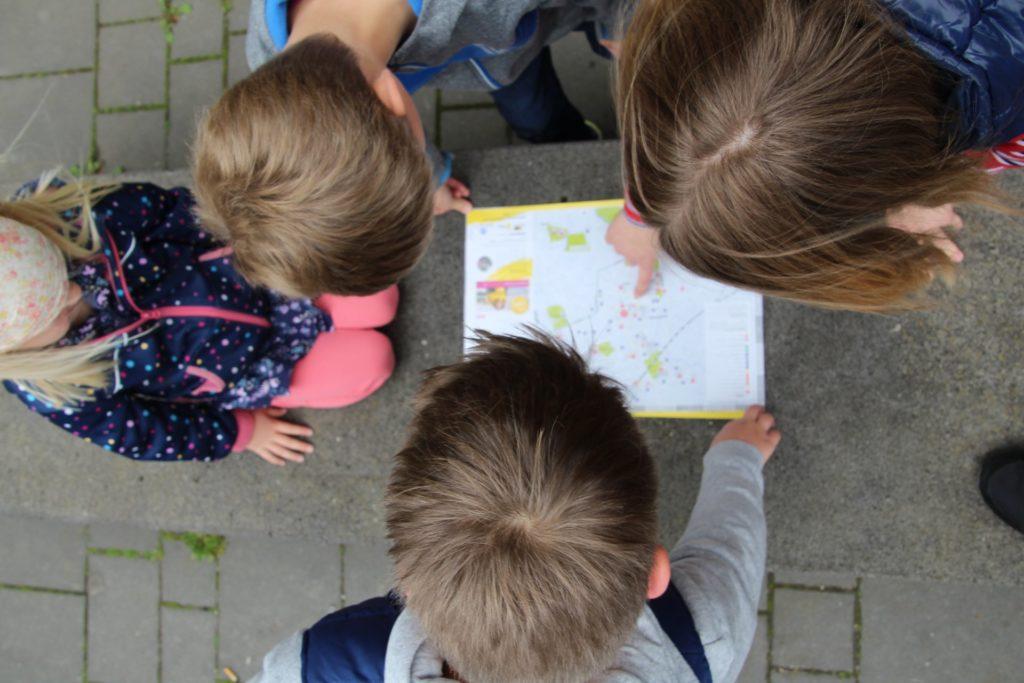 Stadtführung für Kinder